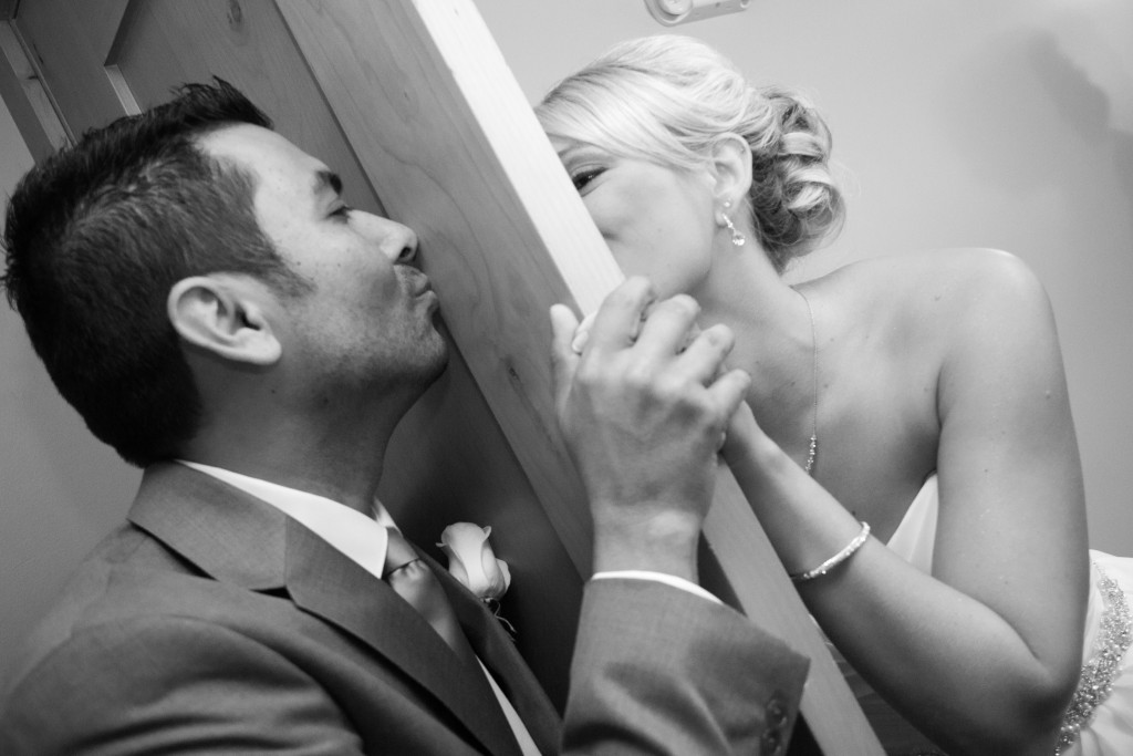 Pre-Wedding Prayer at Mount Vernon Country Club